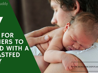 7 Tips for Fathers to Bond with a Breastfed Baby