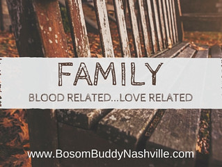 Family, Blood Related...Love Related