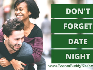 Don't Forget Date Night!