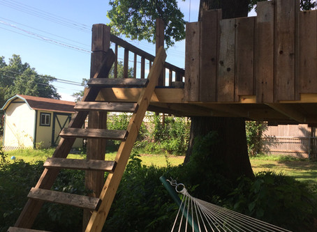 Designing Natural Outdoors Play Spaces
