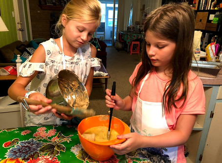 """Let The Children Chop"" and Other Stories of Raising Self Sufficient Children."""