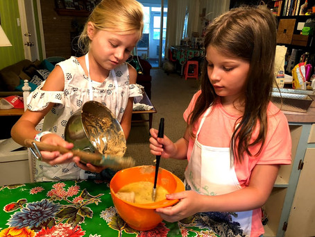 """""""Let The Children Chop"""" and Other Stories of Raising Self Sufficient Children."""""""