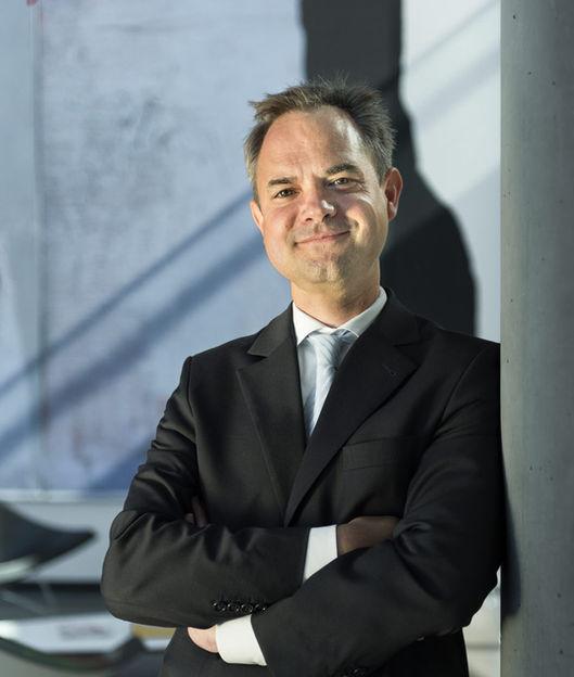Dr. Jörg Brackmann Profilbild