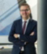 Dr. Carsten Witter im Büro