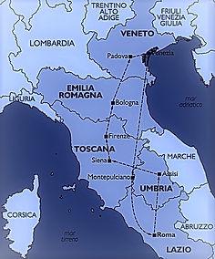 Piantina Tour