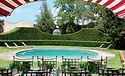 Villa le Rose piscina