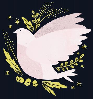 Glitter Dove