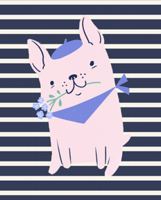 Parisian Pug