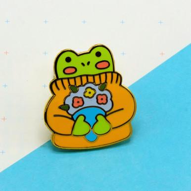 Froggy Pin