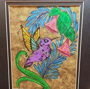 Calavera Humming Bird