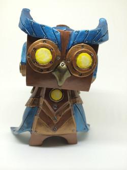 Steampunk Mad*L Owl