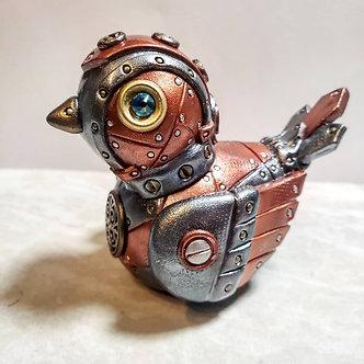 Steampunk Songbird