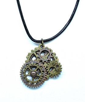 Gear Necklace #8