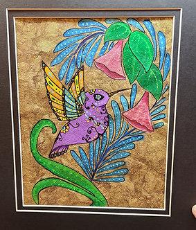 Calavera Hummingbird