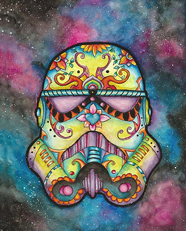 Sugar Skull - Storm Trooper