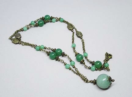 Aventrine Necklace