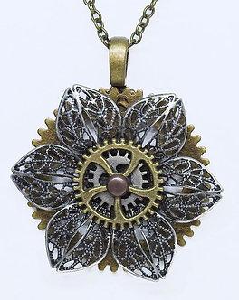 Gear Necklace #16