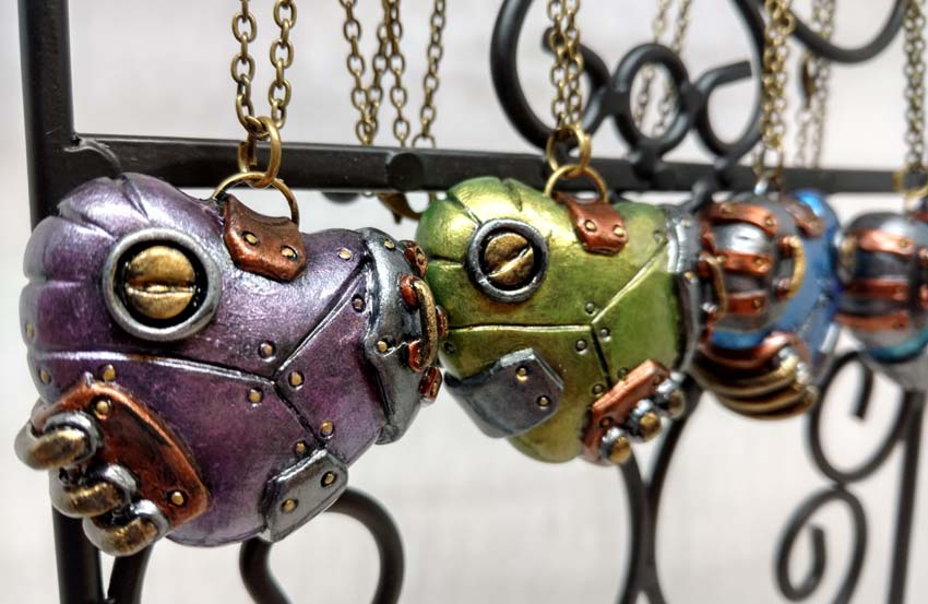 Steampunk Hearts Series 2