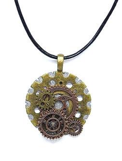 Gear Necklace #17