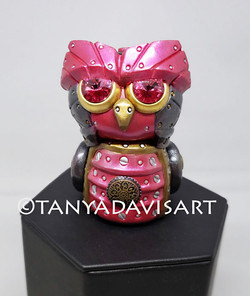 2018 pink steampunkowl