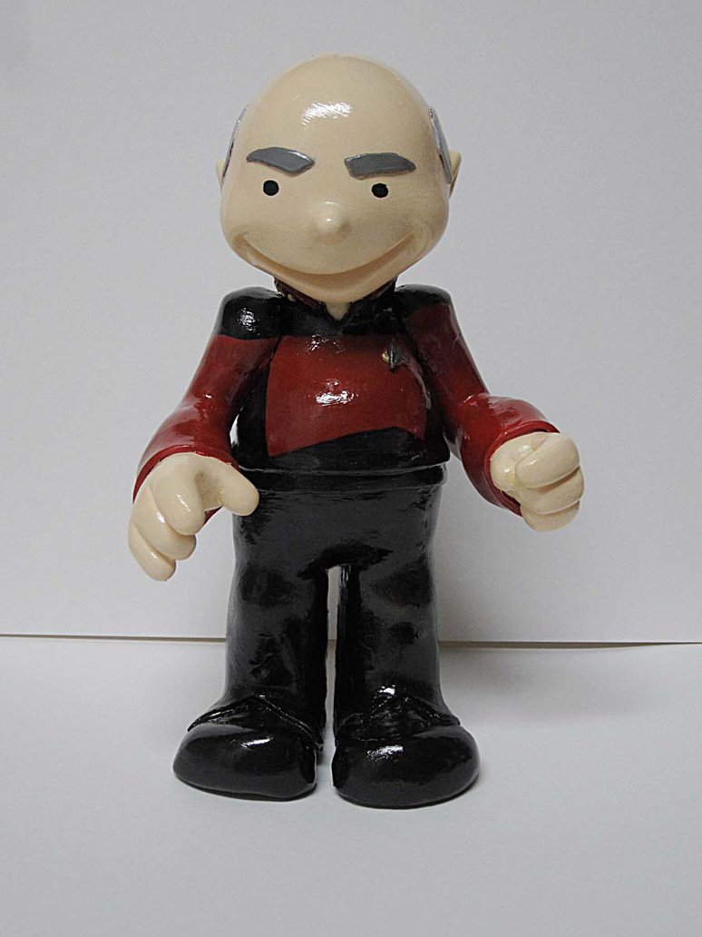 Captain Picard YO!