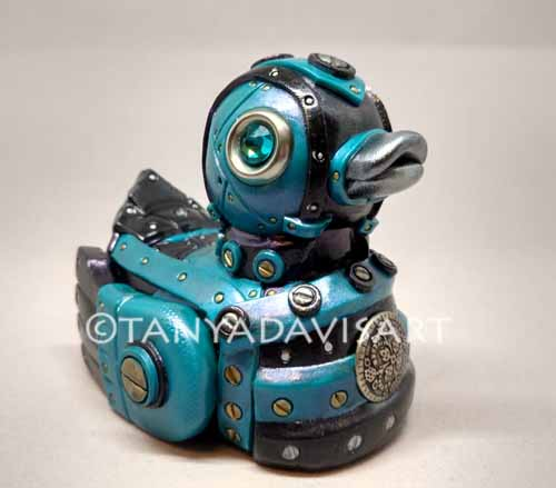 Steampunk Duck