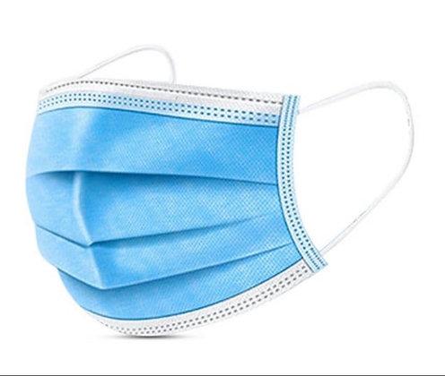 Χειρουργική Μάσκα Μίας Χρήσης (50 τμχ)