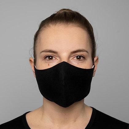 Μαύρη Υφασμάτινη Μάσκα