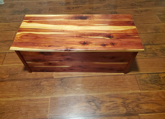 Traditional Cedar Chest