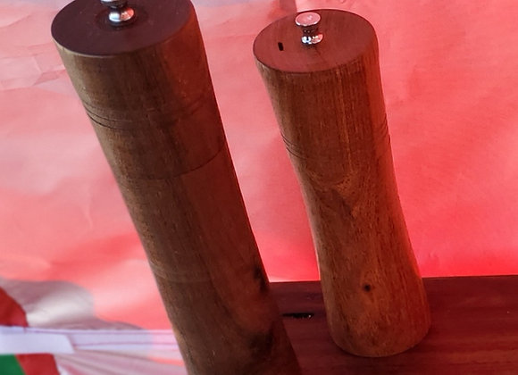 Hand Crafted Pepper Mills