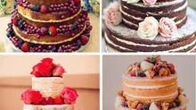 Tendências para casamentos/15 anos 💍👑 - Bolo