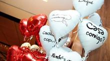 Tendências de casamentos/15 anos 👑💍 - Balões
