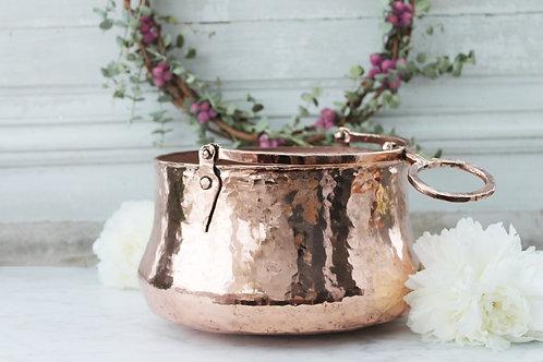 Antique French Cauldron