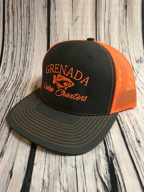 Grenada Lake Charters Hat