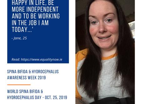 Awareness Week 2019: Jane