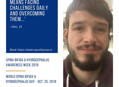 Awareness Week 2019: Dan