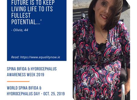 Awareness Week 2019: Olivia