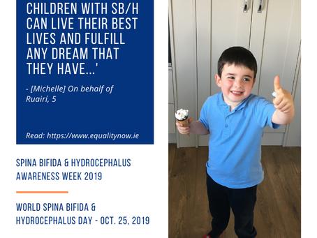 Awareness Week 2019: Ruairí
