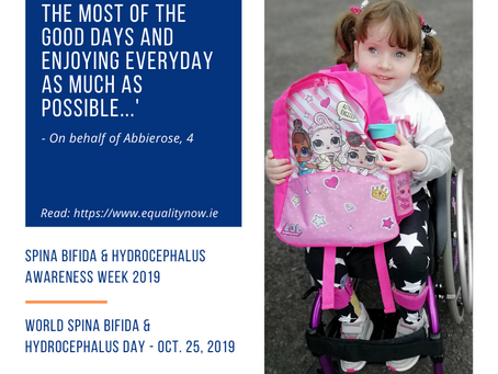 Awareness Week 2019: Abbierose