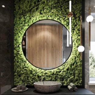 Moss Wall Inspiration 12