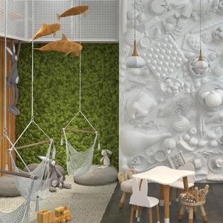 Moss Wall Inspiration 22