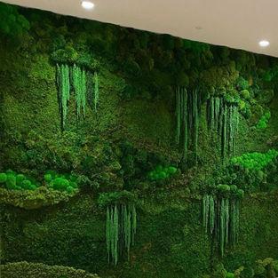 Moss Wall Inspiration 1