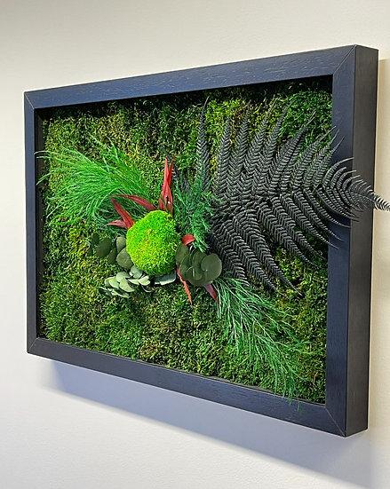 Mini Forest Moss Frame