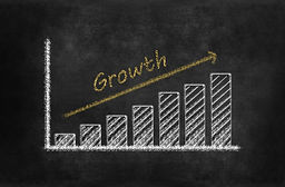 Online marketing sales growth image