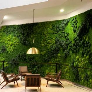 Moss Wall Inspiration 20