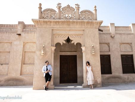 Descubra o Distrito Histórico de Dubai: Al Fahidi & Al Seef !