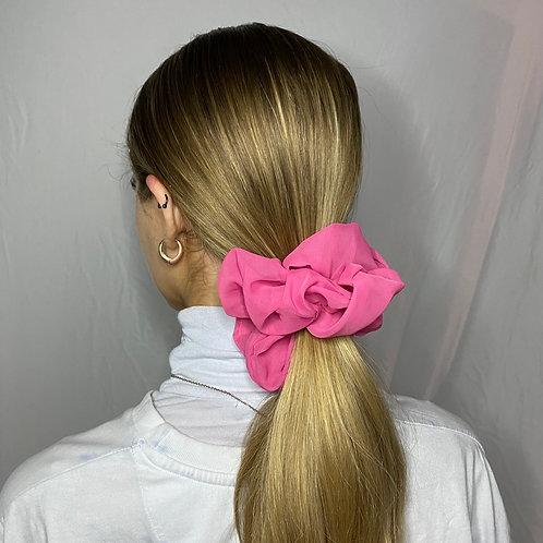 Scrunchie « Pink Barbie»