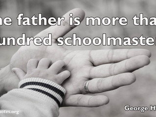 Mothers & Fathers Or Brothers & Sisters