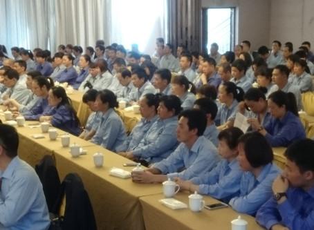 セミナー「問題対策と見える化」中国語ver.
