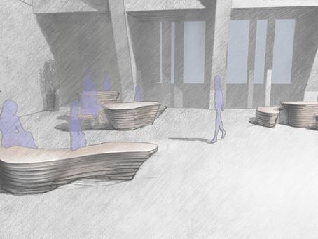 北京林業大学 デザイン決まりました